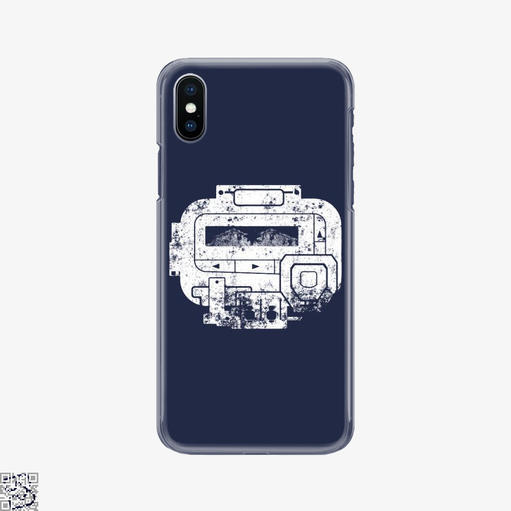 Nick Fury White Pages, Captain Marvel Phone Case