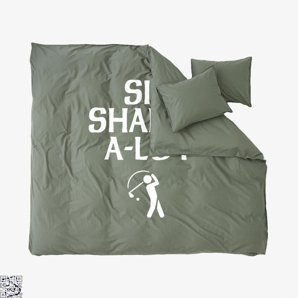 Sir Shanks A Lot Golf, Golf Duvet Cover Set
