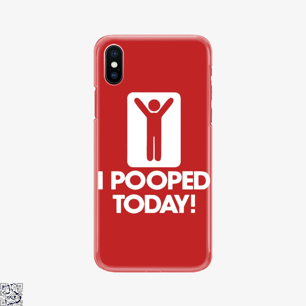 I Pooped Today!, Hyperbolic Phone Case