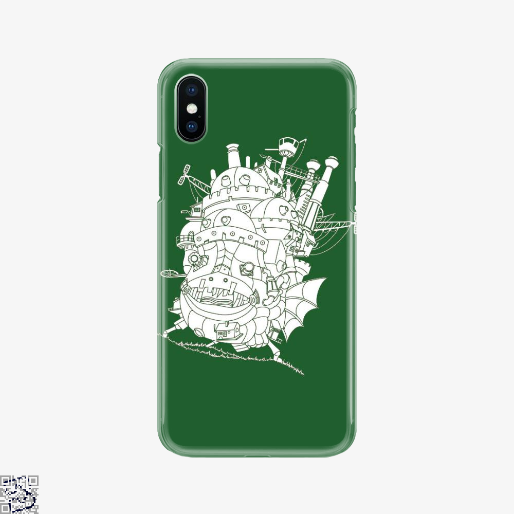 Howls Moving Castle, Howl's Moving Castle Phone Case