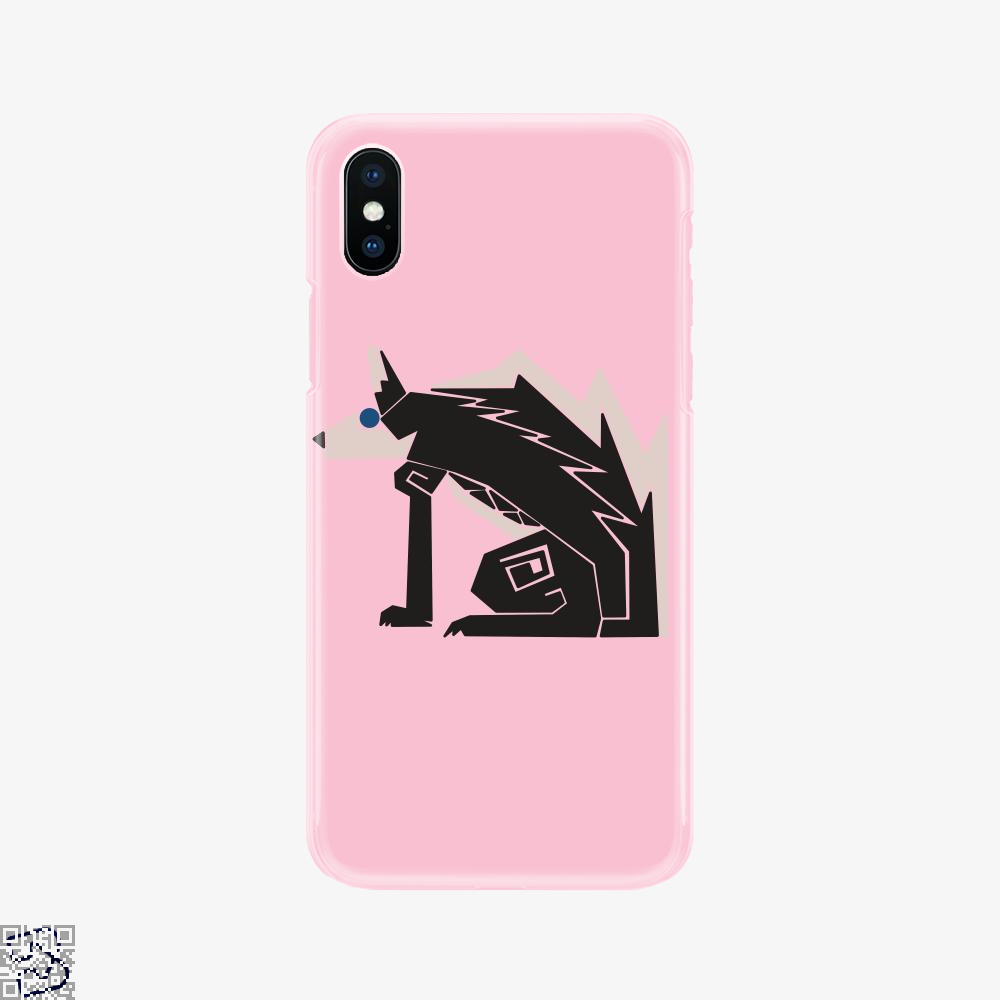 Rowedahelicon Icon Hoosk, Monster Hunter Phone Case