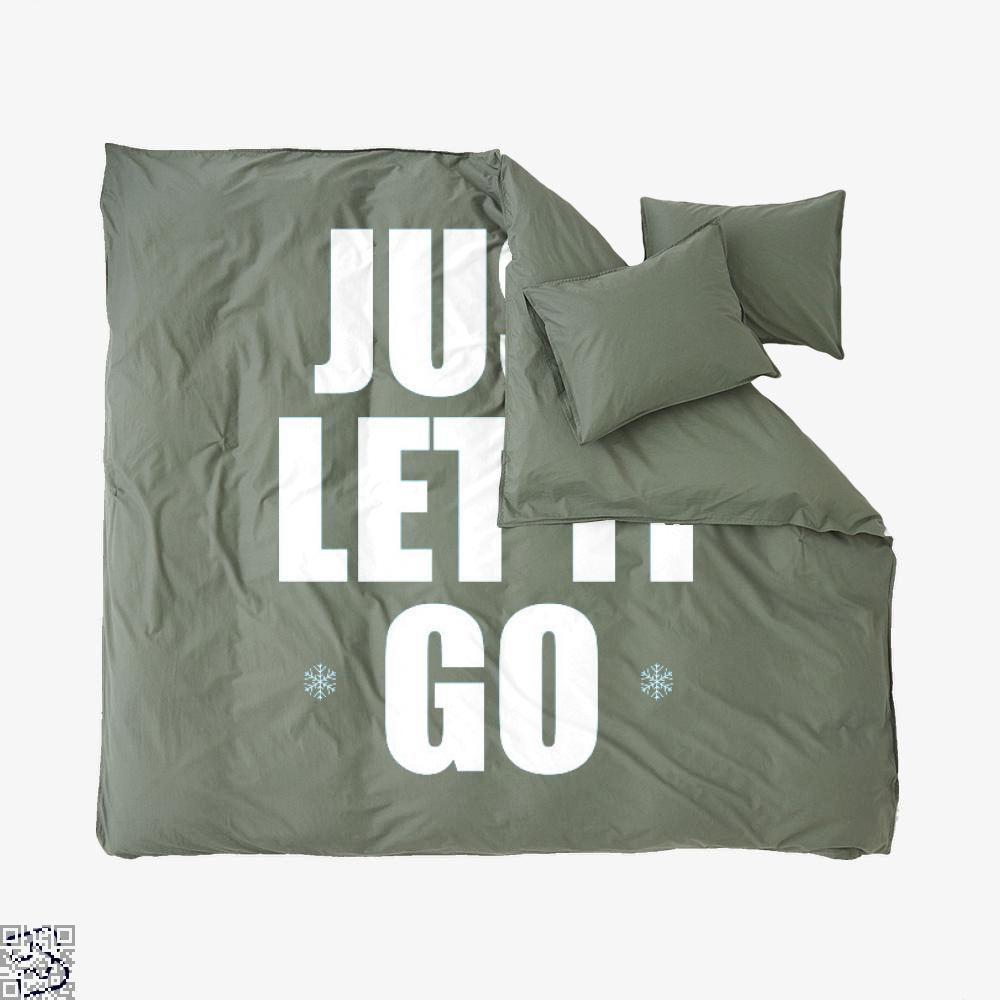 Just Let It Go Snow Queen, Frozen Duvet Cover Set