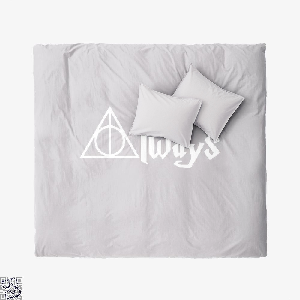 Always Harry Potter, Funny Duvet Cover Set