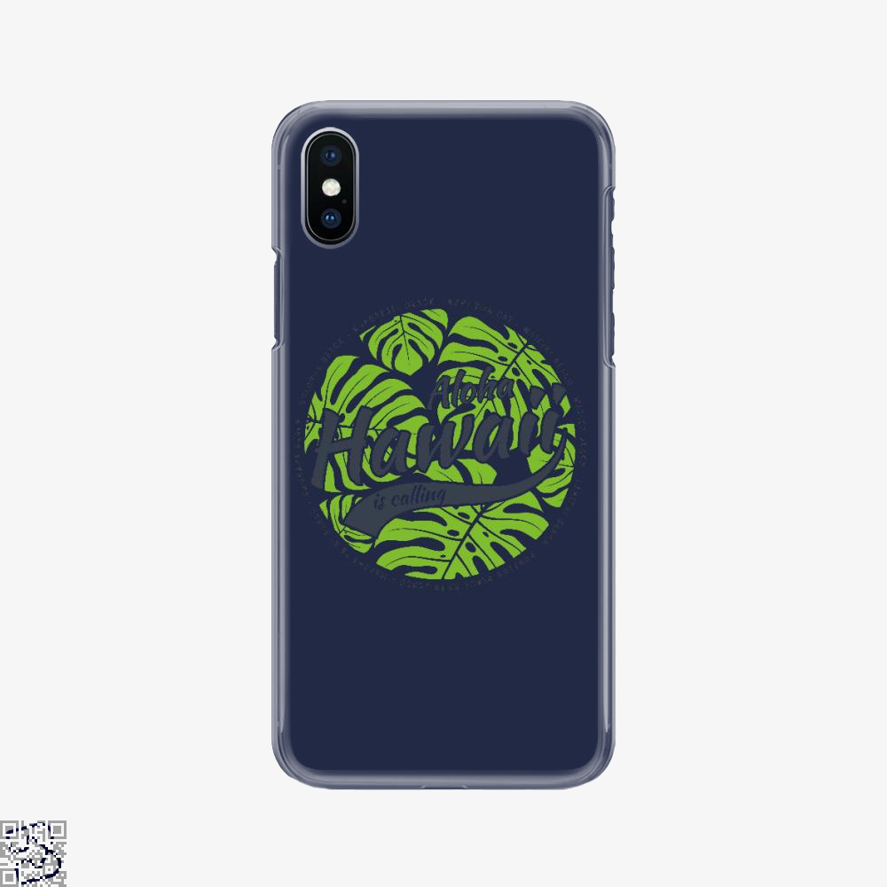 Hawaii Is Calling, Hawaii Phone Case