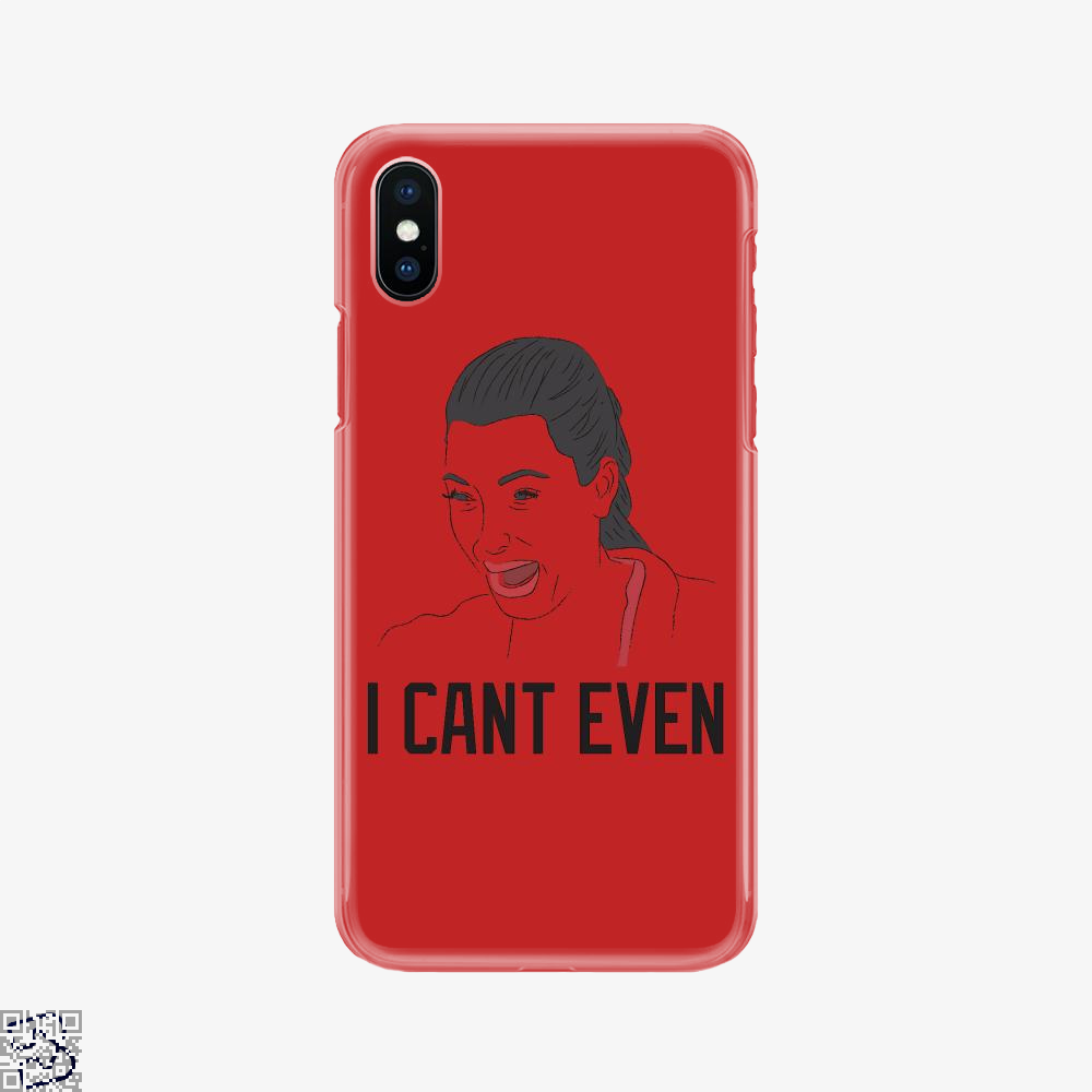 Crying , Kim Kardashian Phone Case