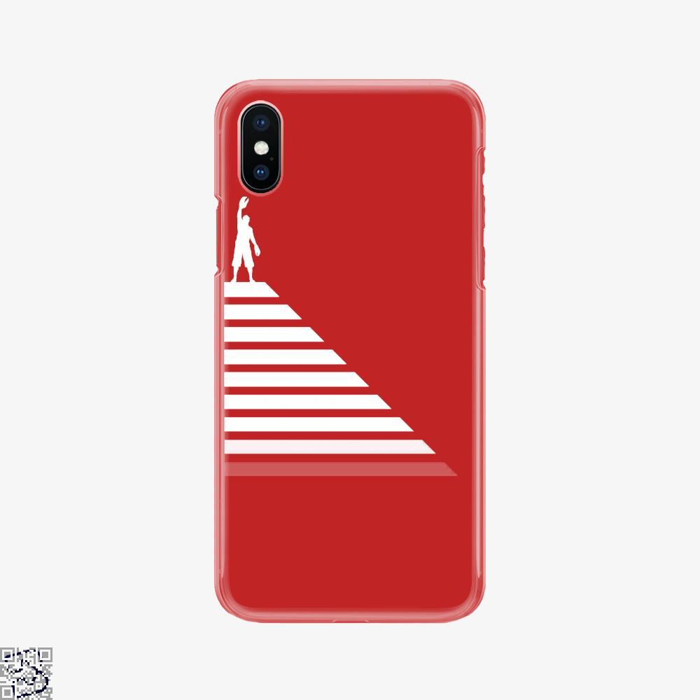 Lobster Hierachy, Jordan Peterson Phone Case