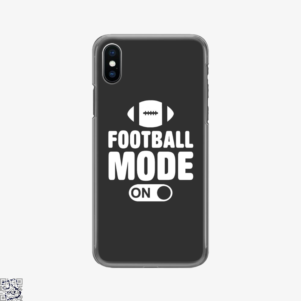 Mode On, Football Phone Case