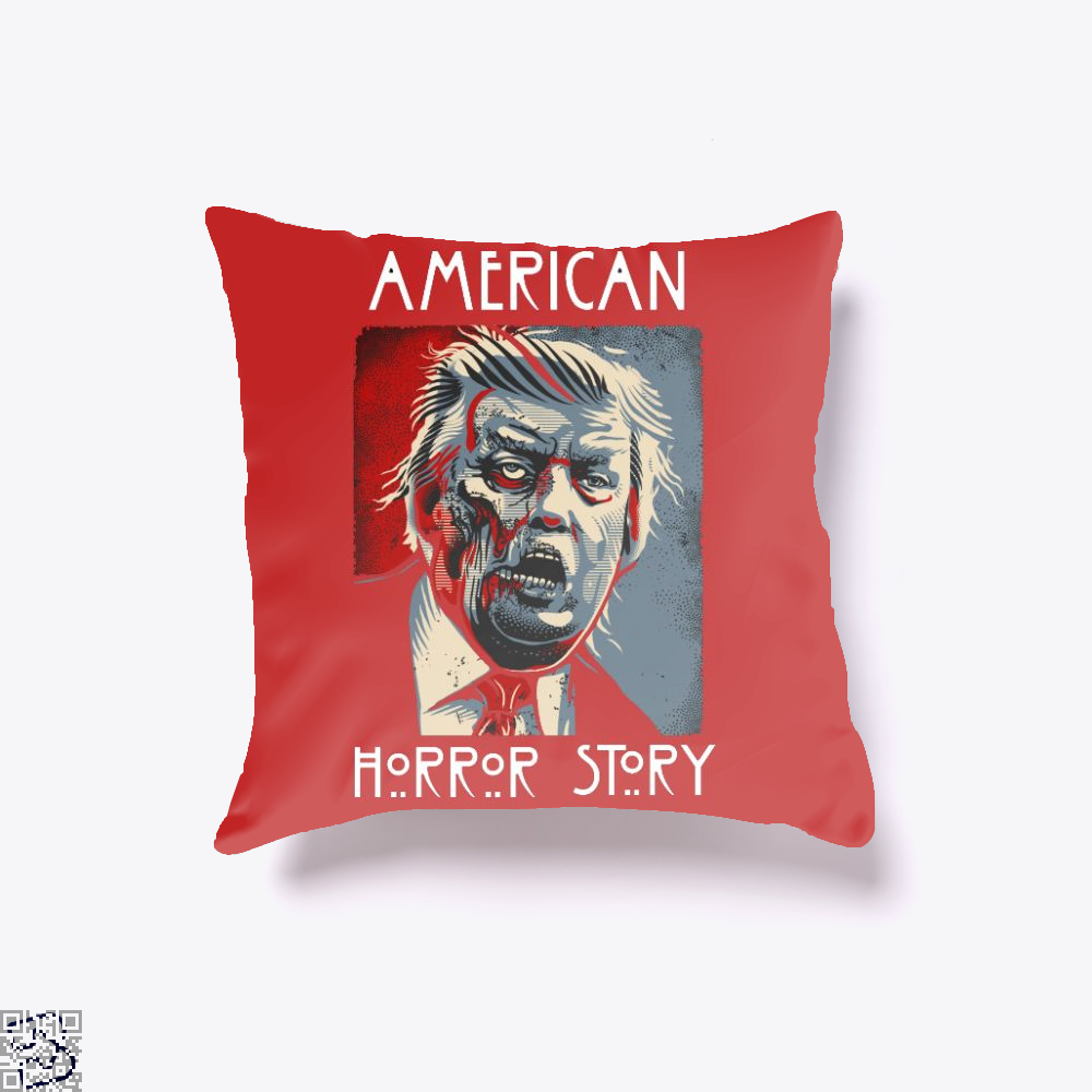 Drumpf, Donald Trump Throw Pillow Cover