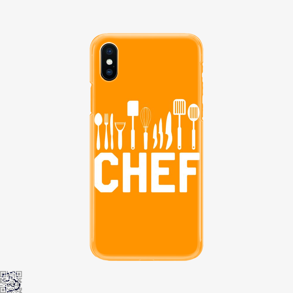 Chef Tools, Chefs Phone Case