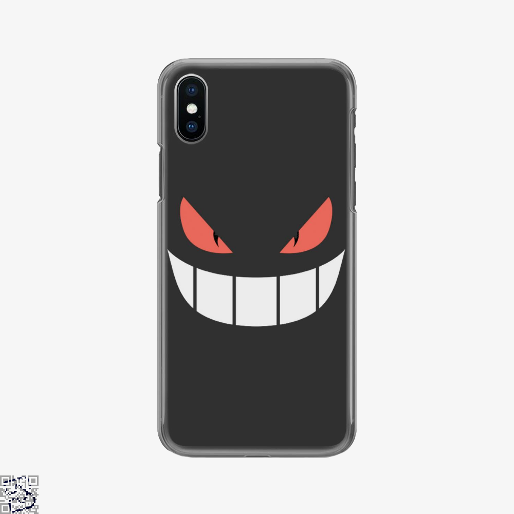 Face Of The Shadow, Pokemon Phone Case