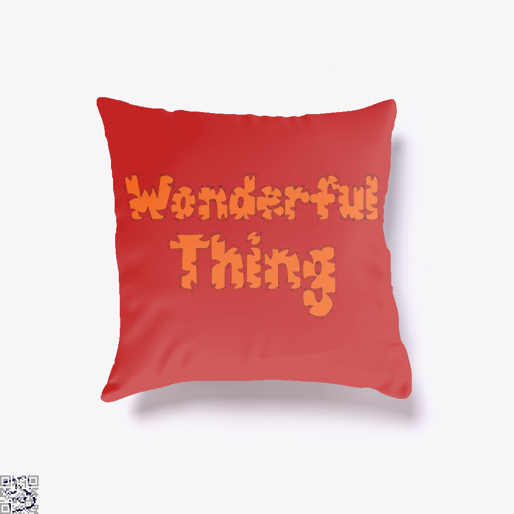 The Wonderful Thing About Tiggers, Winnie-the-pooh Throw Pillow Cover