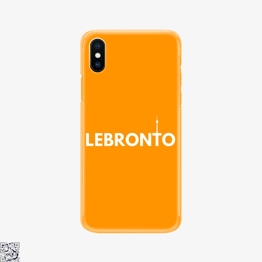 Lebronto City, Cavs Phone Case