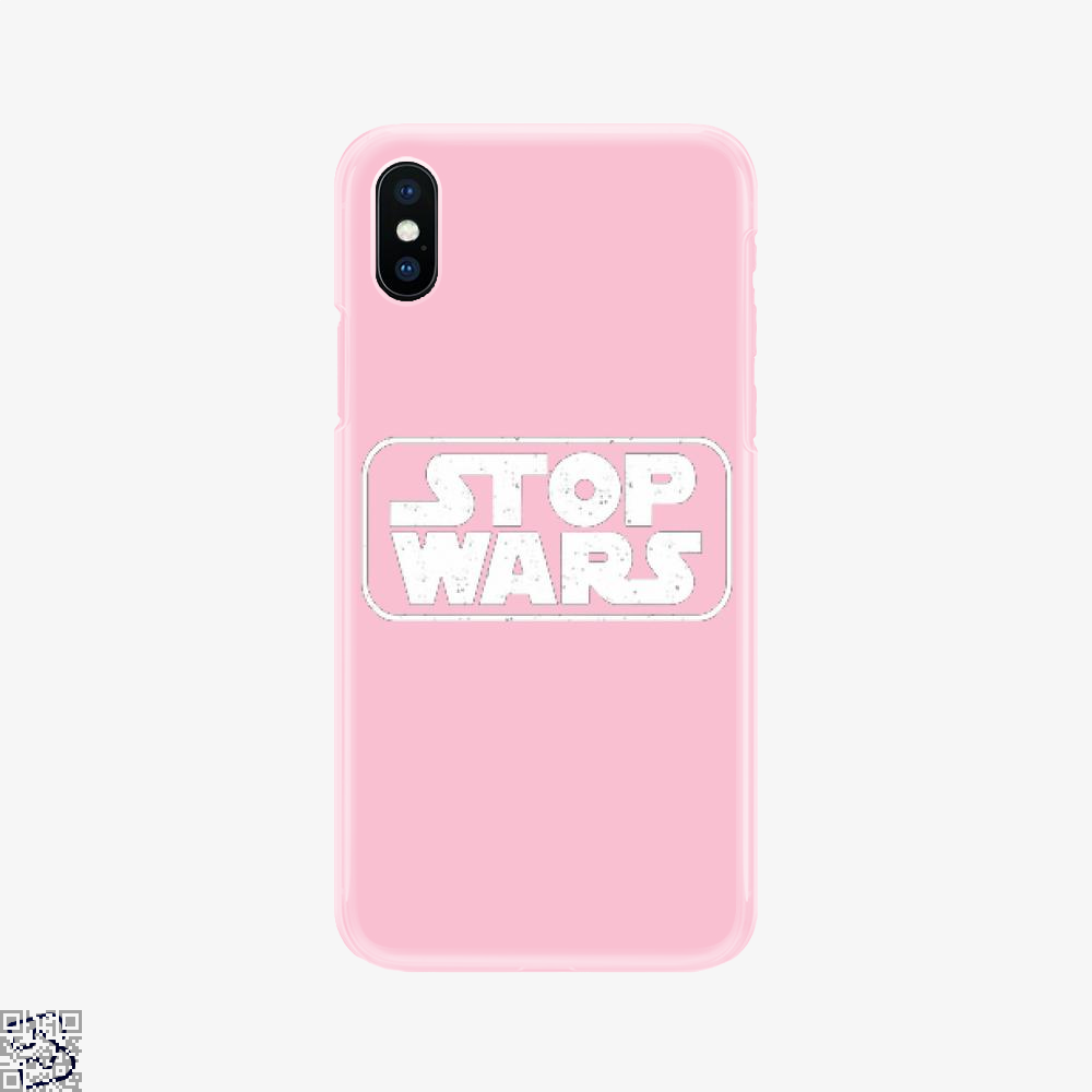 Stop Wars, Philadelphia Football Fans Phone Case