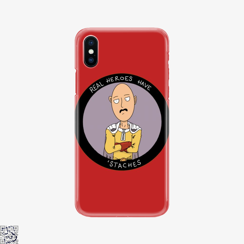 Movember One Punch Man, One-punch Man Phone Case