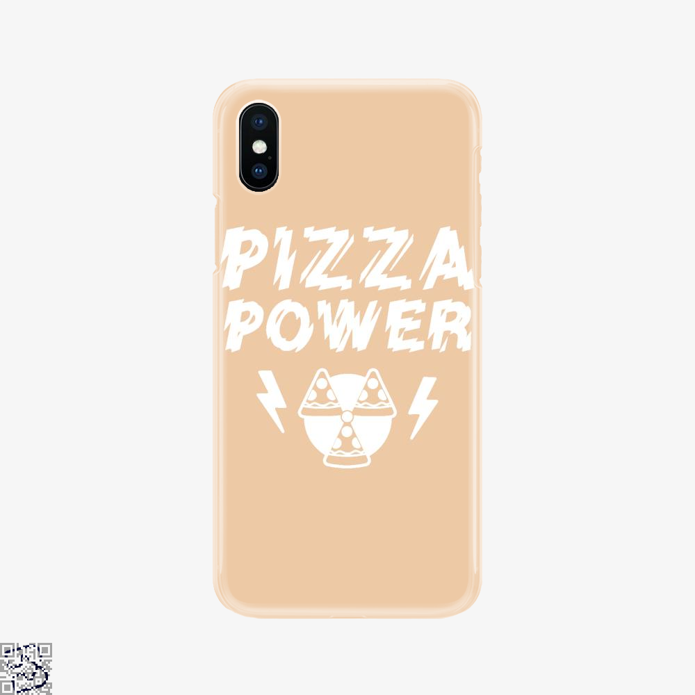 Pizza Nuclear Power, Pizza Phone Case