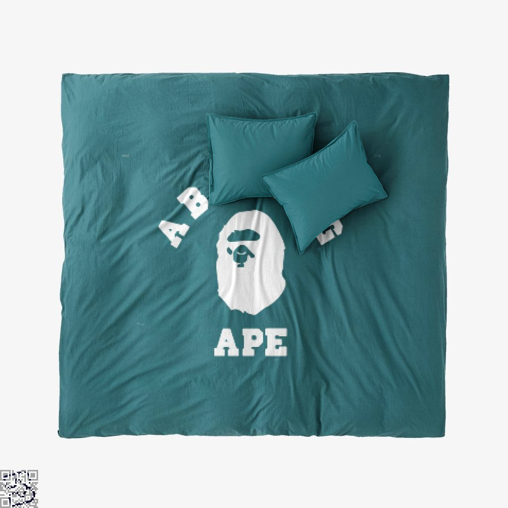 A Bathing Ape, Funny Duvet Cover Set