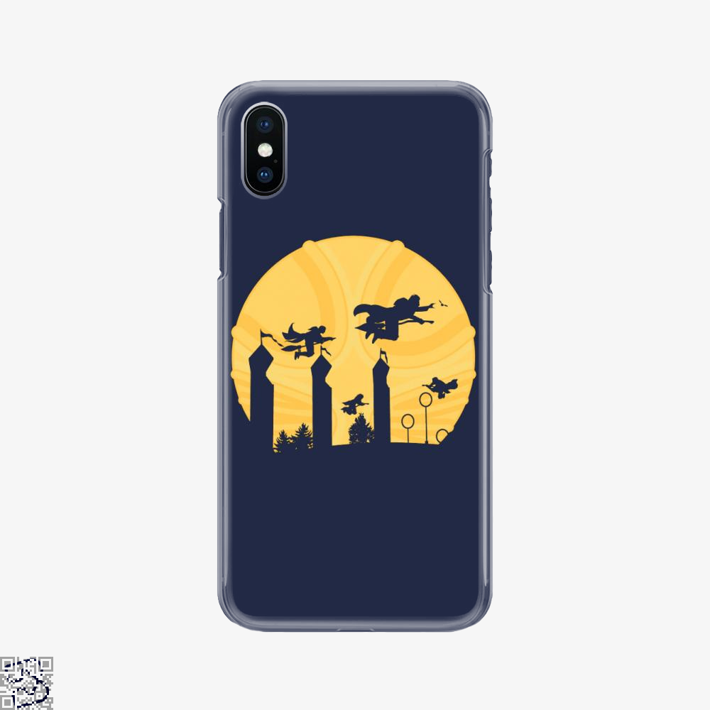 Moon Snitch, Harry Potter Phone Case