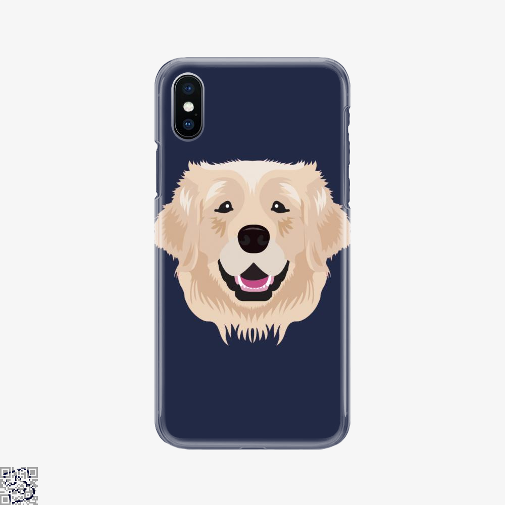 Golden Retriever, Golden Retriever Phone Case