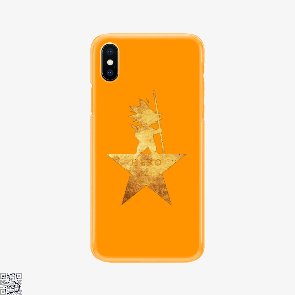 Hero Goko, Dragon Ball Phone Case