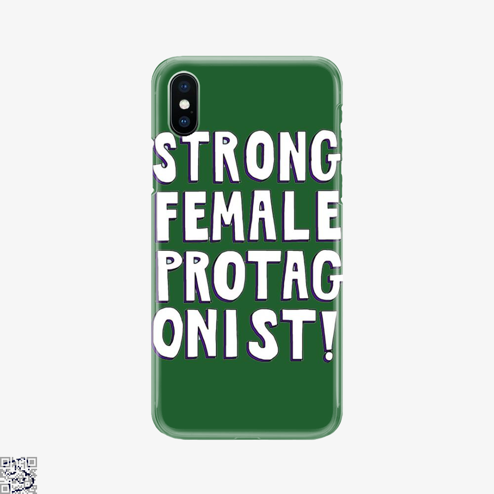 Strong Female Protagonist, Feminism Phone Case