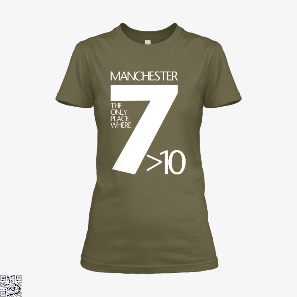 The Only Place Where, Manchester United Shirt