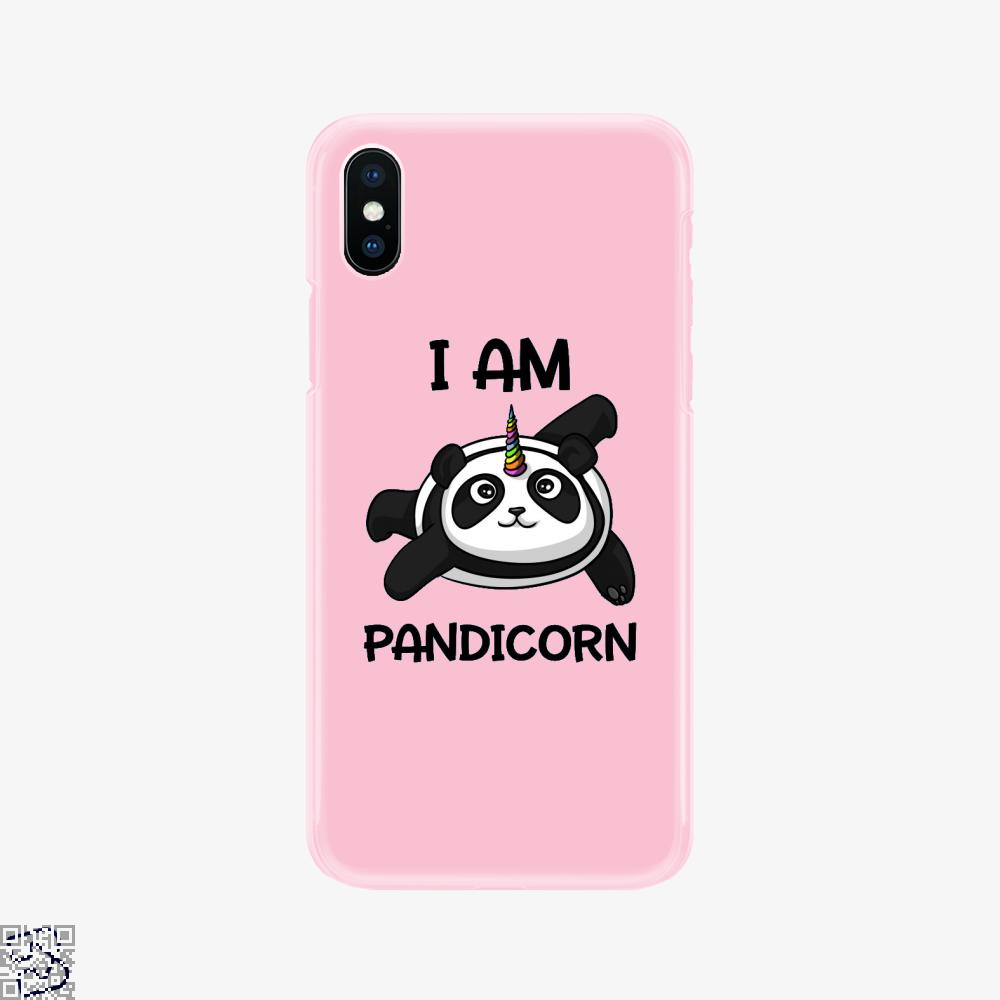 I Am Pandicorn, Panda Phone Case