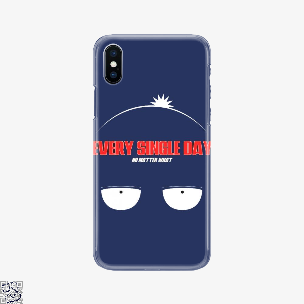 Every Single Day, One-punch Man Phone Case