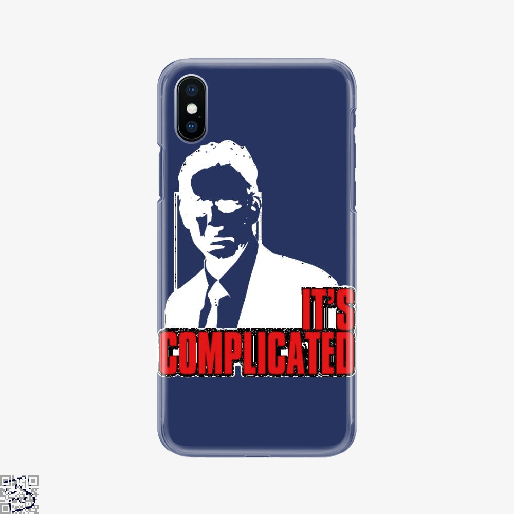 It's Complicated, Jordan Peterson Phone Case