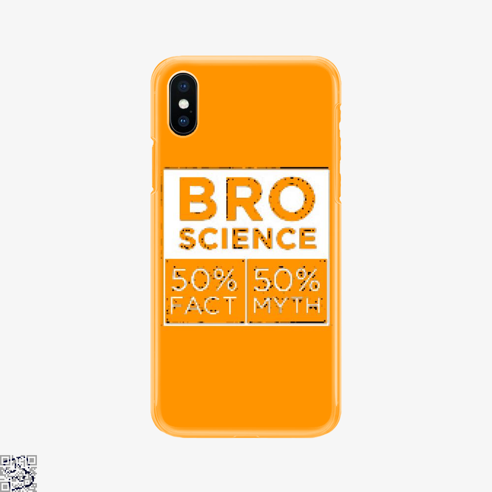 Bro Science, Ironic Phone Case