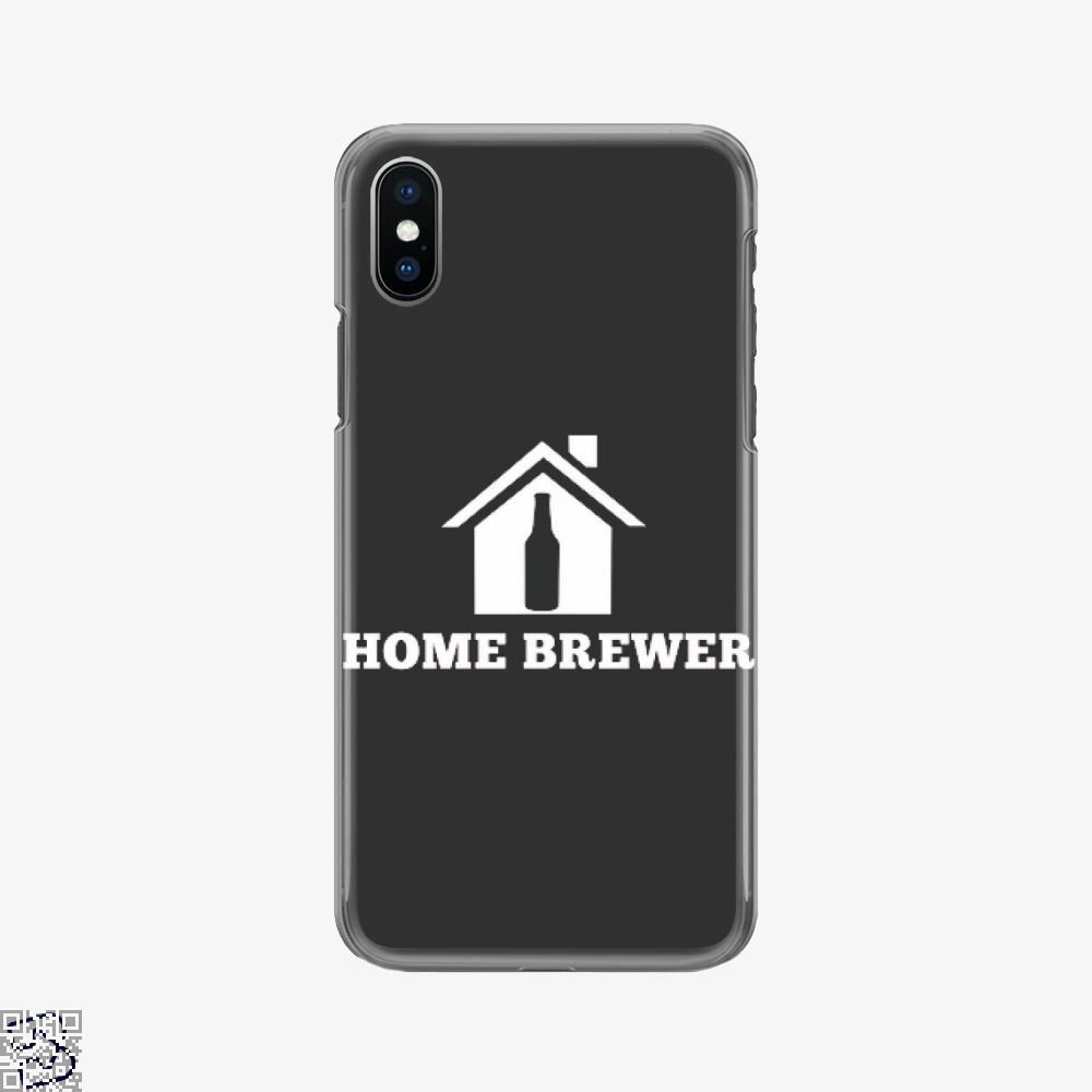Home Brewer, Deadpan Phone Case