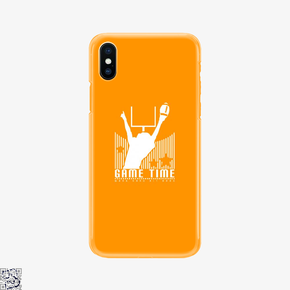Game Time, Football Phone Case