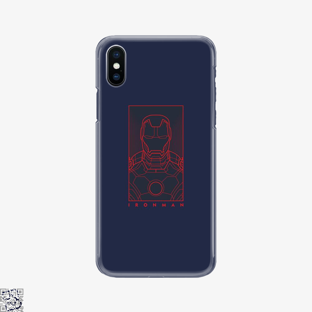 Ironman2, Iron Man Phone Case