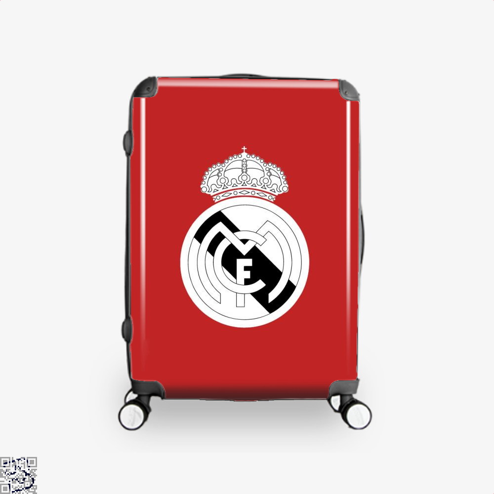 Logo, Real Madrid Cf Suitcase