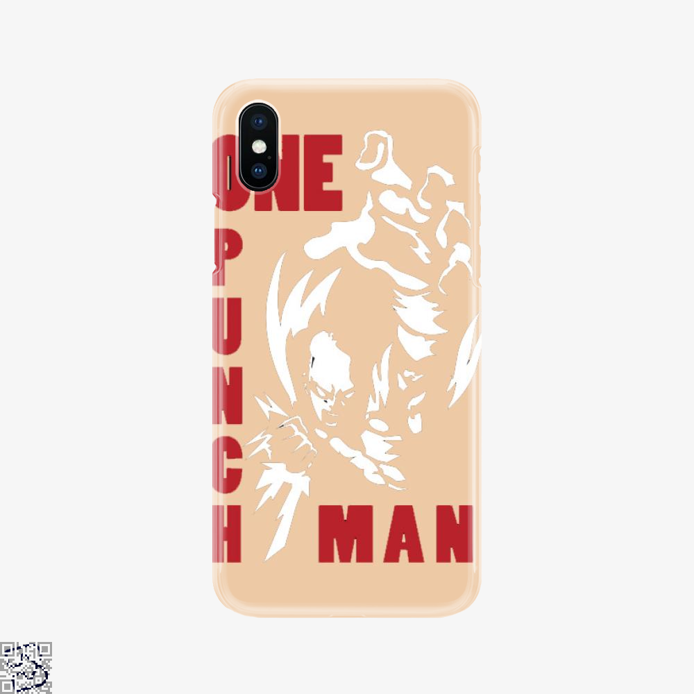 One Punch Man Saitama, One-punch Man Phone Case