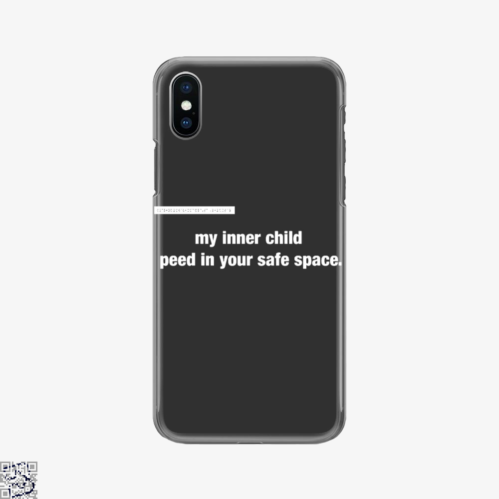 Black Dryblend, Epigrammatic Phone Case