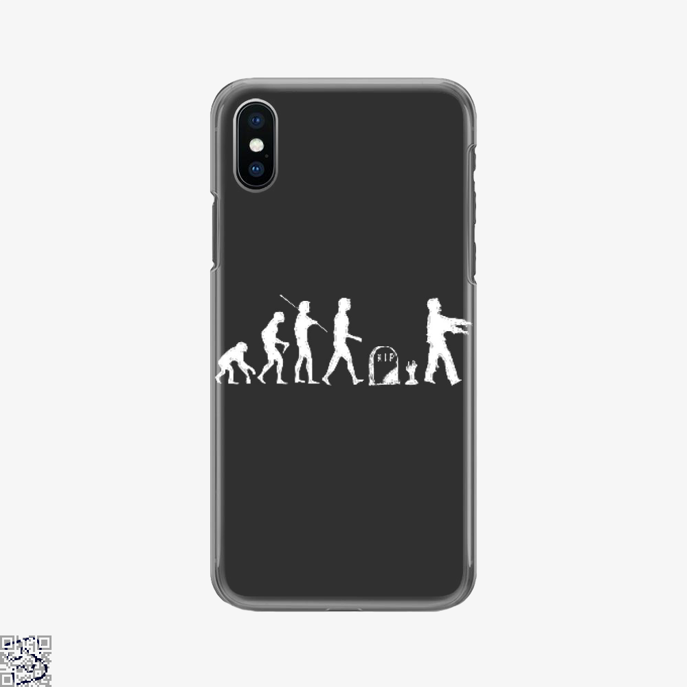 Human Evolutionary History, Hyperbolic Phone Case