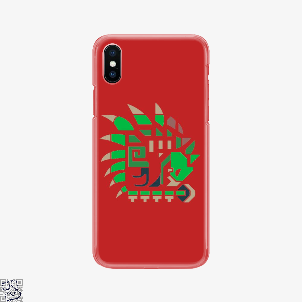 The Queen Of The Skies, Monster Hunter Phone Case