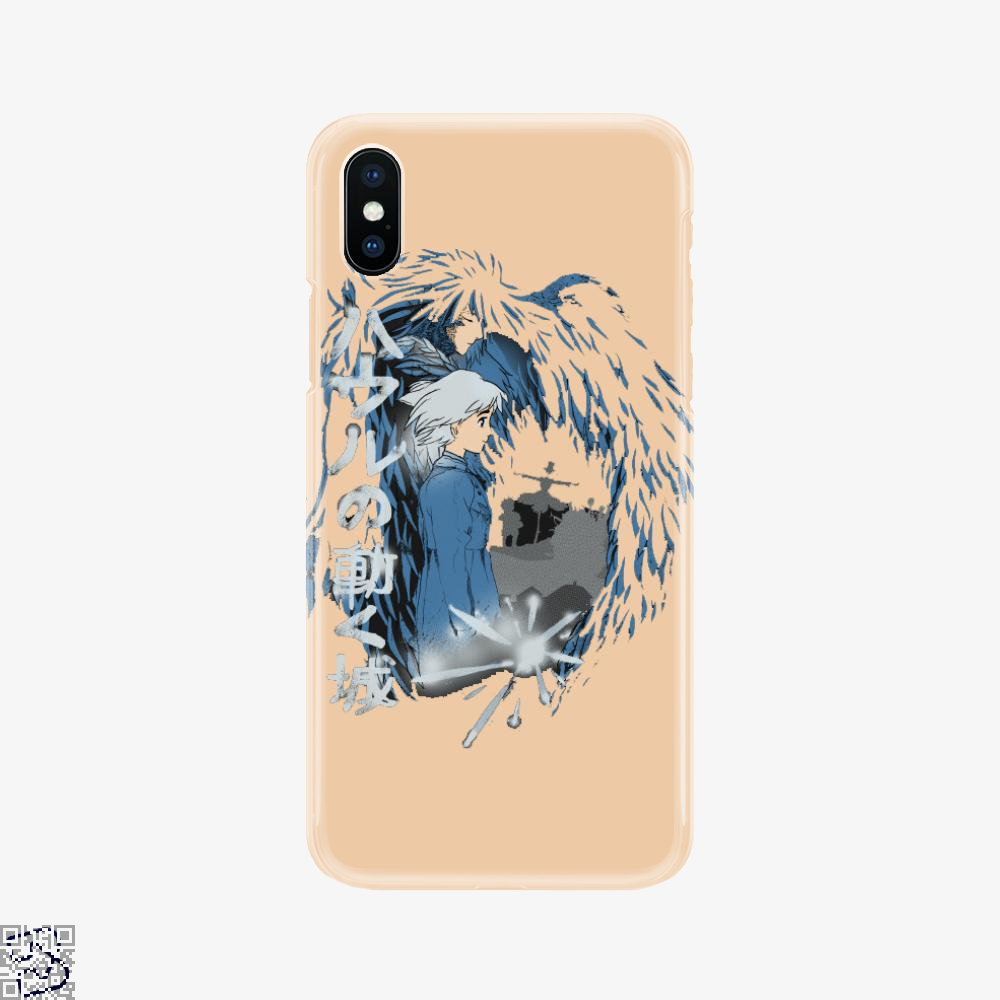 A Hearts Love, Howl's Moving Castle Phone Case