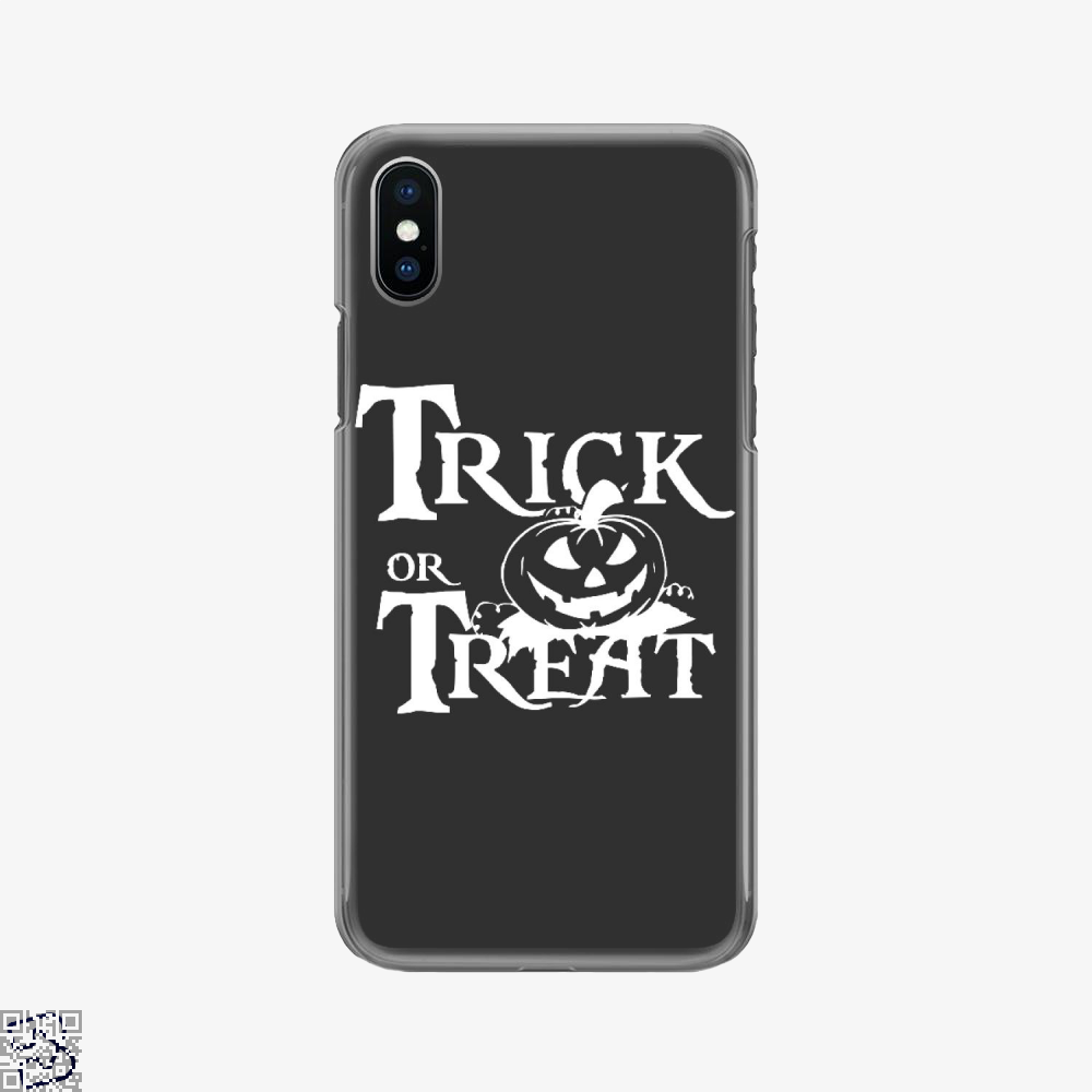 Trick Or Treat, Halloween Phone Case