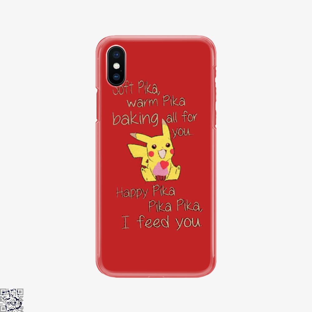 Soft Pika Warm Pika, Chefs Phone Case
