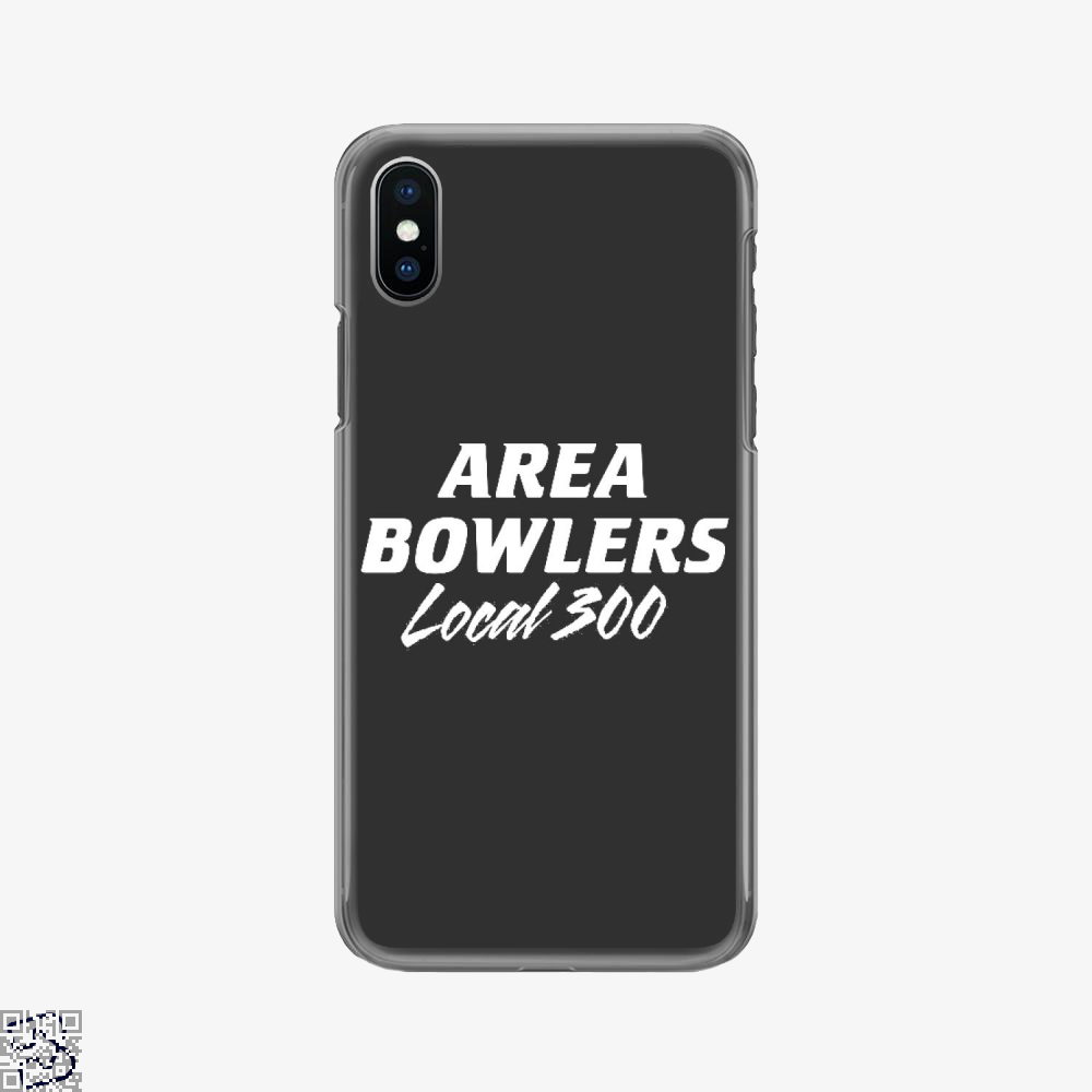 Area Bowlers Unite, Bowling Phone Case