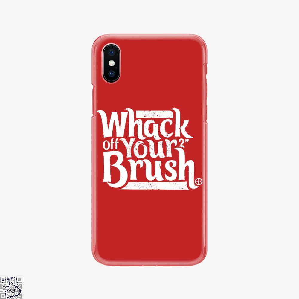Whack Off Your, Deadpool Phone Case