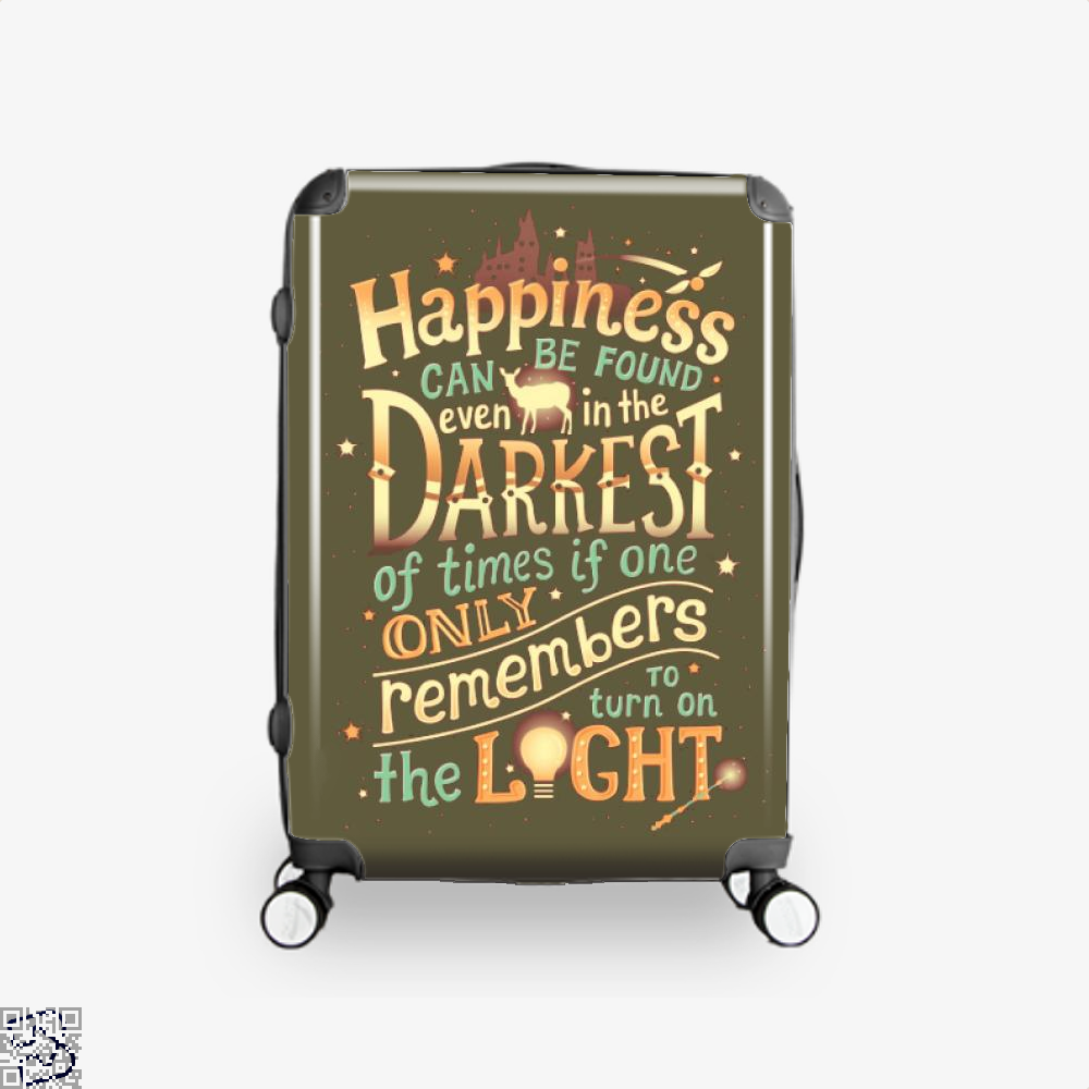 Happiness Harry Potter Suitcase - Brown / 16 - Productgenjpg