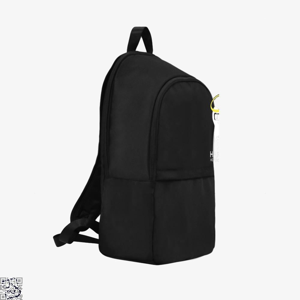 Harambe Heroes Never Die Overwatch Deadpan Backpack - Productgenjpg