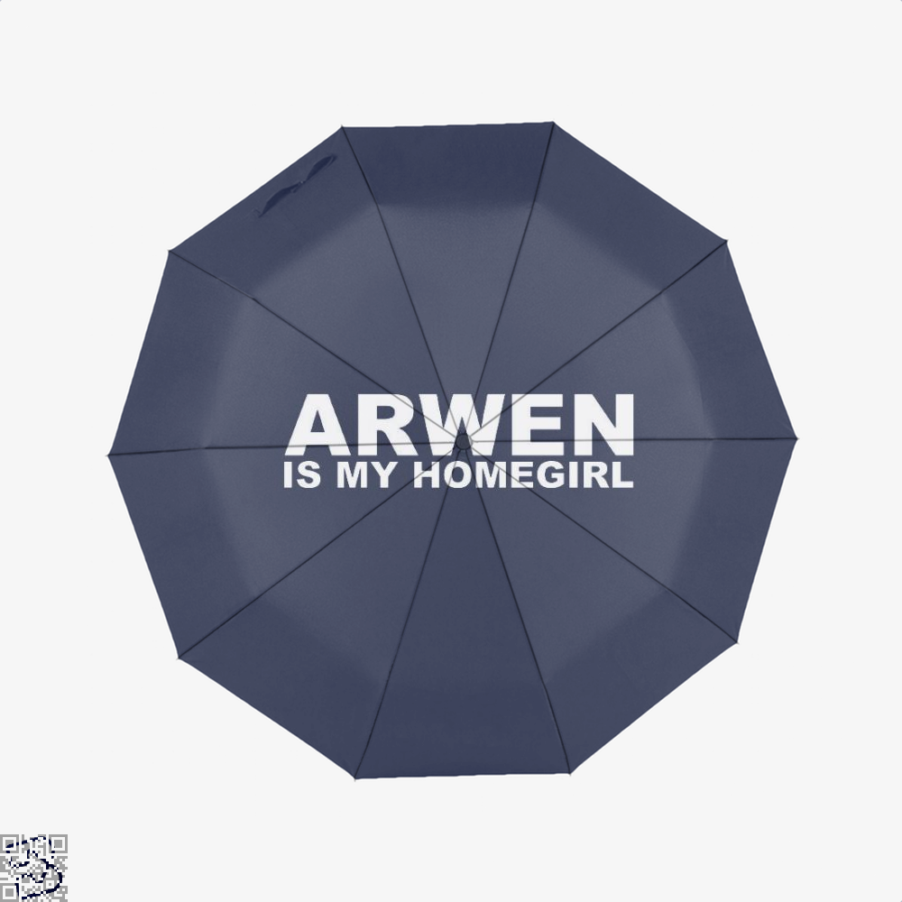 Homegirl Lord Of The Rings Umbrella - Blue - Productgenapi