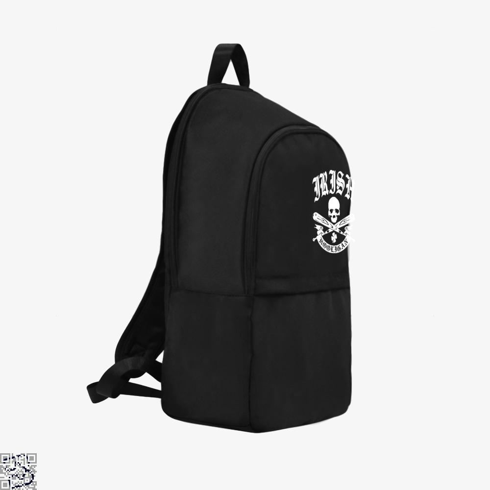 Hooligan Irish Clover Backpack - Productgenjpg