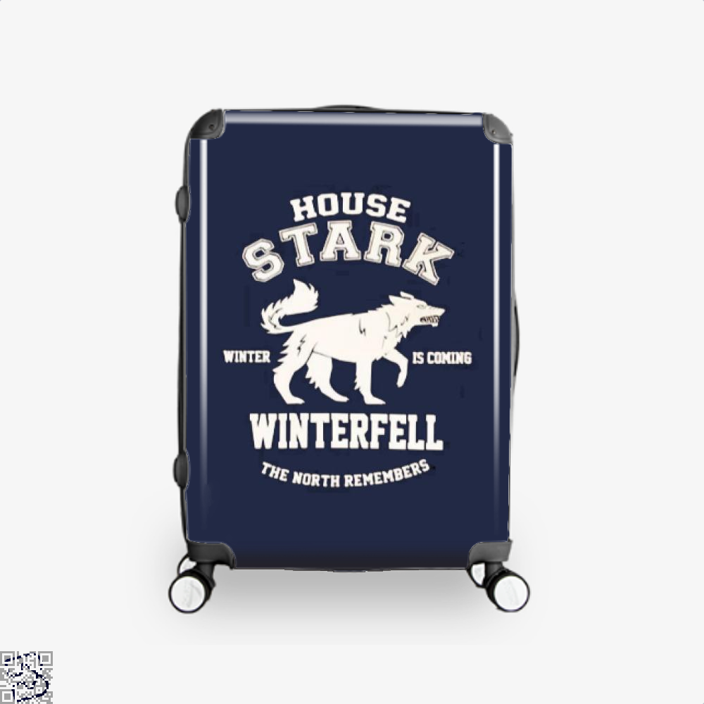 House Stark Game Of Thrones Of Suitcase - Blue / 16 - Productgenjpg