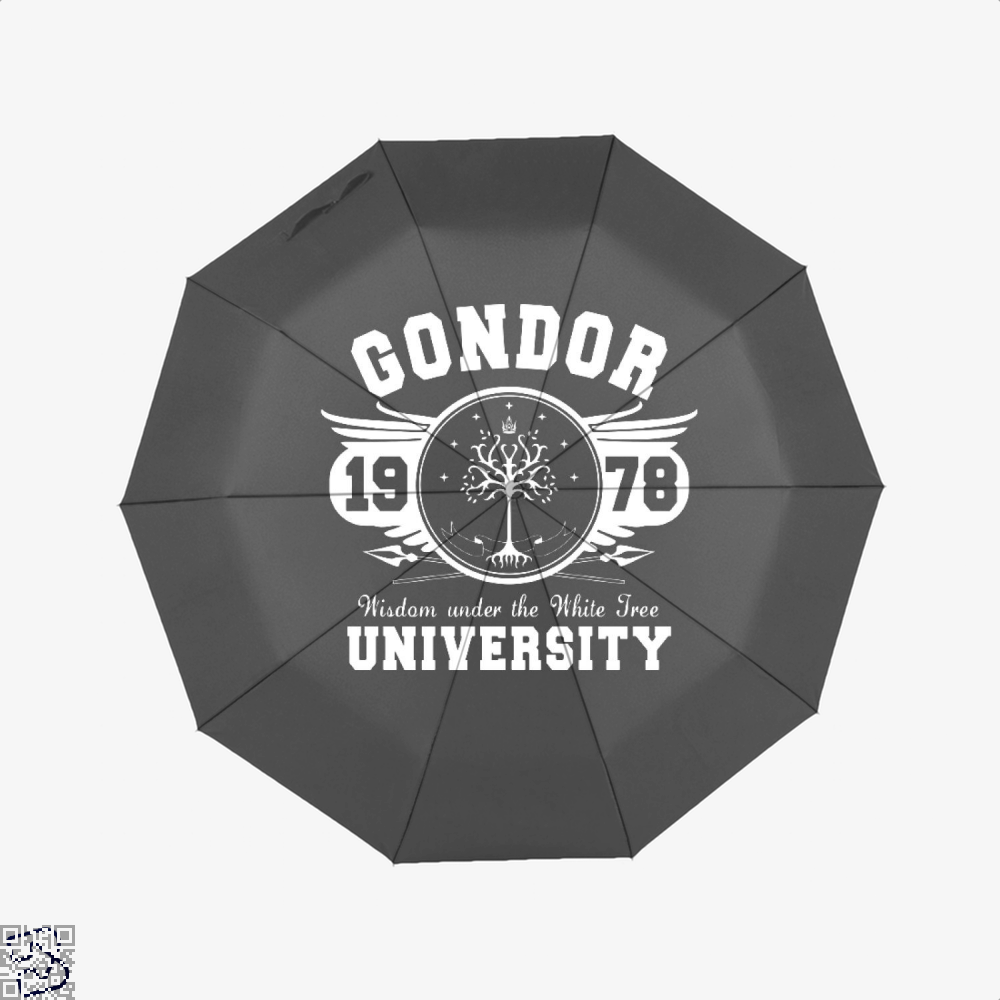 Humanity Studies Lord Of The Rings Umbrella - Black - Productgenapi