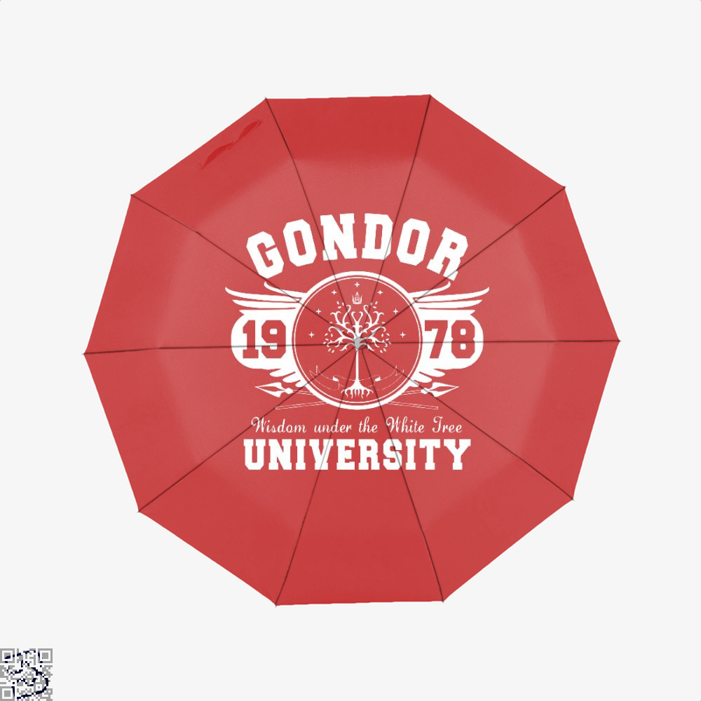 Humanity Studies Lord Of The Rings Umbrella - Red - Productgenapi