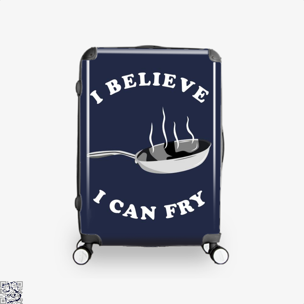 I Believe Can Fry Chefs Suitcase - Blue / 16 - Productgenapi